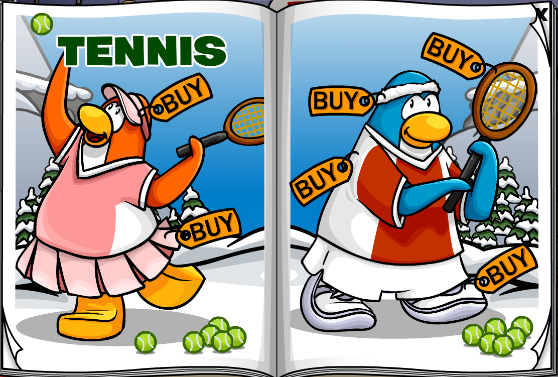February 2010 Club Penguin Cheats # Penguin Lodge Muebles Adder